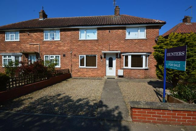 Thumbnail Semi-detached house to rent in Clarence Drive, Filey