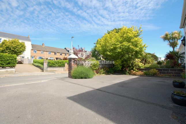 Driveway of Somerset Place, Stoke, Plymouth PL3