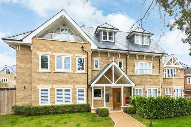 Thumbnail Flat for sale in The Penthouse, Amaris Lodge, Old Park Road, Enfield