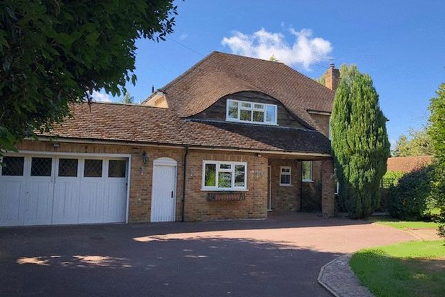 Thumbnail Detached house to rent in Frieth Road, Marlow
