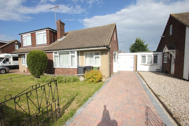Thumbnail Semi-detached bungalow for sale in Holt Farm Way, Ashingdon, Rochford