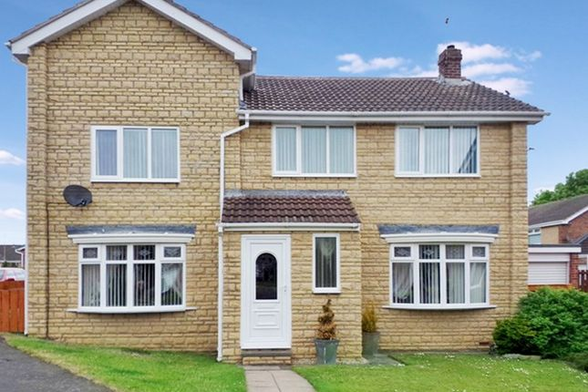 Thumbnail Detached house for sale in Augustus Drive, Bedlington