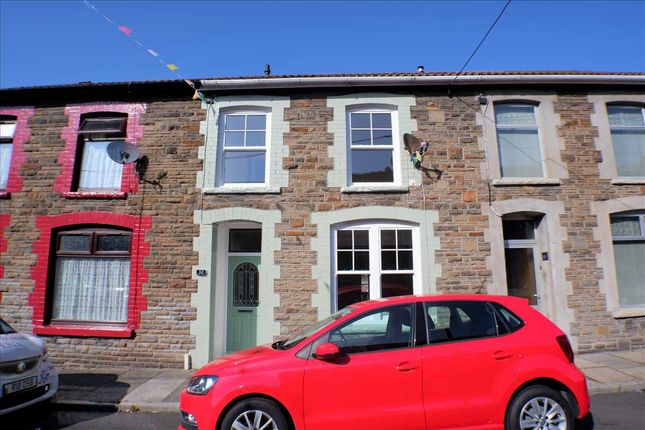Thumbnail Terraced house for sale in Glyn Street, Porth