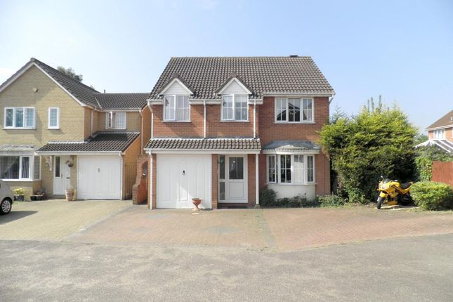 Thumbnail Property to rent in Sedge Road, Scarning, Dereham