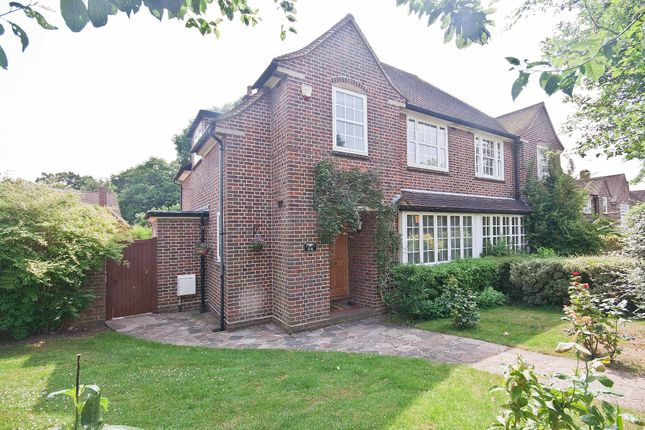 Thumbnail Semi-detached house for sale in Latimer Gardens, Pinner, Middlesex