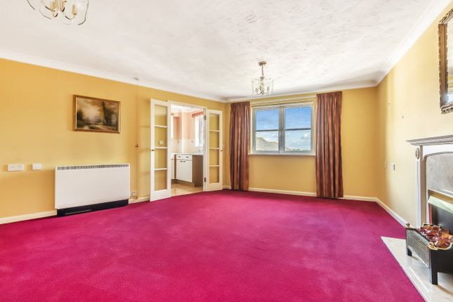 Thumbnail Flat for sale in Marvels Lane, London