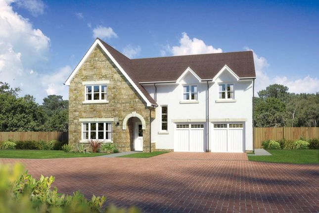 "Thumbnail Detached house for sale in ""Southbrook"" at Main Street, Symington, Kilmarnock"