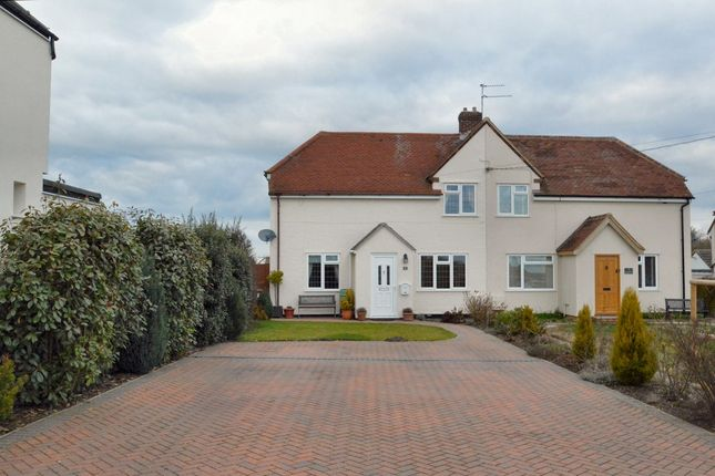 Thumbnail Semi-detached house for sale in Kings Hill, Kedington, Haverhill