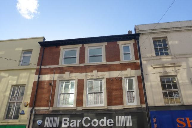 Thumbnail Flat to rent in Flat 2, High Street, Merthyr Tydfil