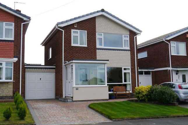 3 bed detached house for sale in Eden Close, Chapel House, Newcastle Upon Tyne