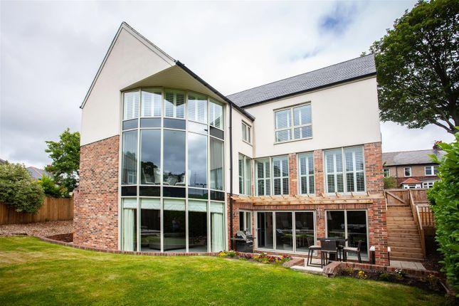 Thumbnail Detached house for sale in The Laurels, Durham Moor Crescent, Durham