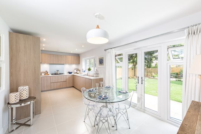 Thumbnail Detached bungalow for sale in The Wiston, Ghyll Croft, Newick Hill, Newick, Lewes, East Sussex