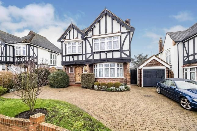 Thumbnail Detached house for sale in Beresford Drive, Woodford Green