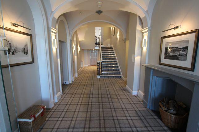 Communal Hallway of Hawkhill Road, Rosemarkie, Fortrose IV10