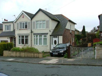 Thumbnail Semi-detached house to rent in Priesthorpe Avenue, West Yorkshire