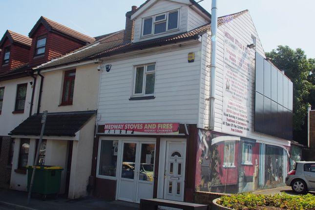 Thumbnail End terrace house for sale in Skinner Street, Gillingham