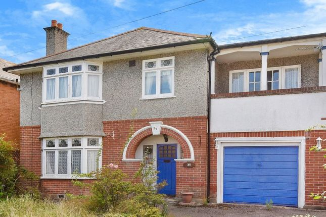 Thumbnail Detached house for sale in Hambledon Road, Bournemouth
