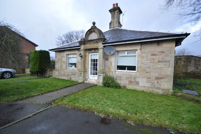 Thumbnail Bungalow for sale in Kilwinning Road, Irvine, North Ayrshire
