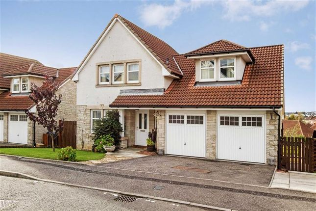 Thumbnail Detached house for sale in 38, Dover Drive, Dunfermline