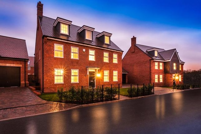 """Thumbnail Detached house for sale in """"Skeaping House"""" at Wedgwood Drive, Barlaston, Stoke-On-Trent"""