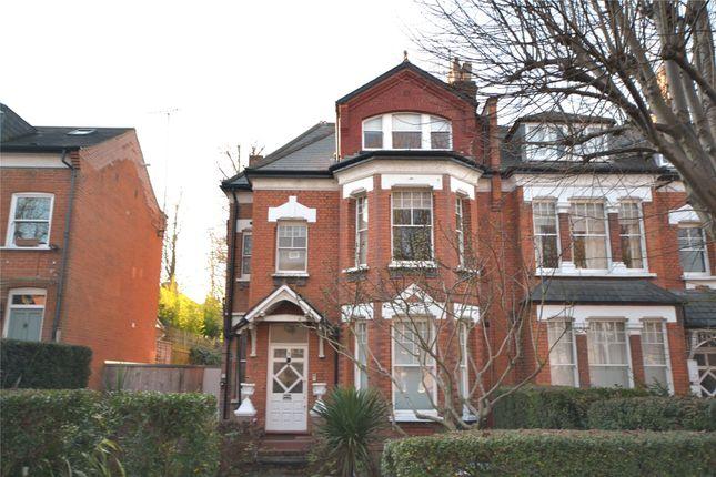 Thumbnail Maisonette for sale in Coolhurst Road, Crouch End, London