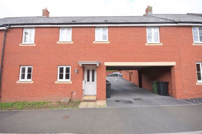 2 bed flat to rent in Bathern Road, Exeter EX2