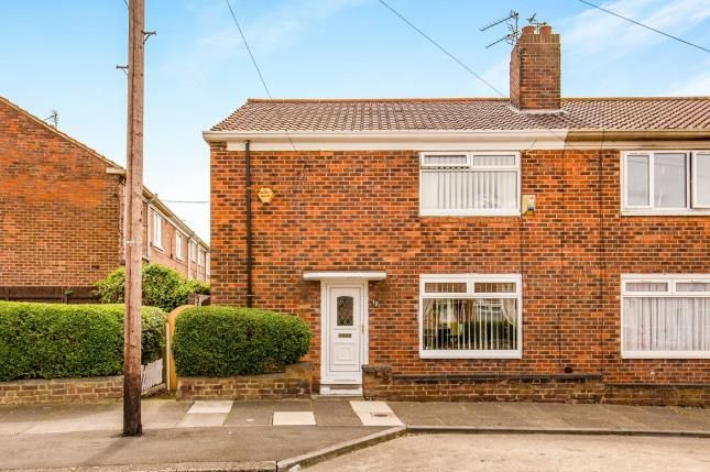 Thumbnail Semi-detached house for sale in Coledale Road, Middlesbrough