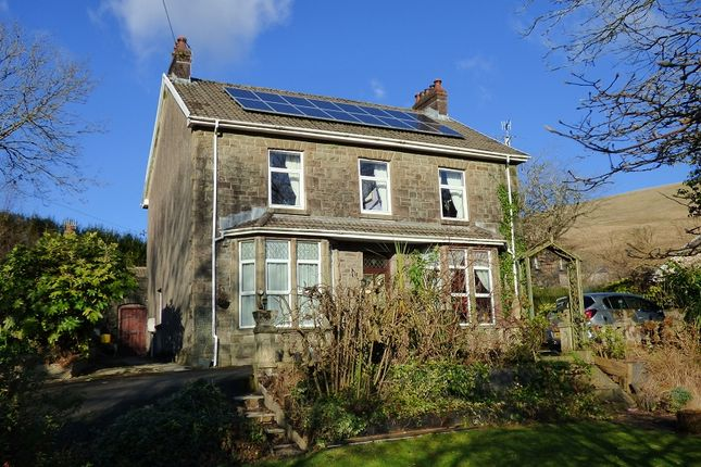 Thumbnail Detached house for sale in Brynogwy House, Osborne Terrace, Nantymoel, Bridgend.