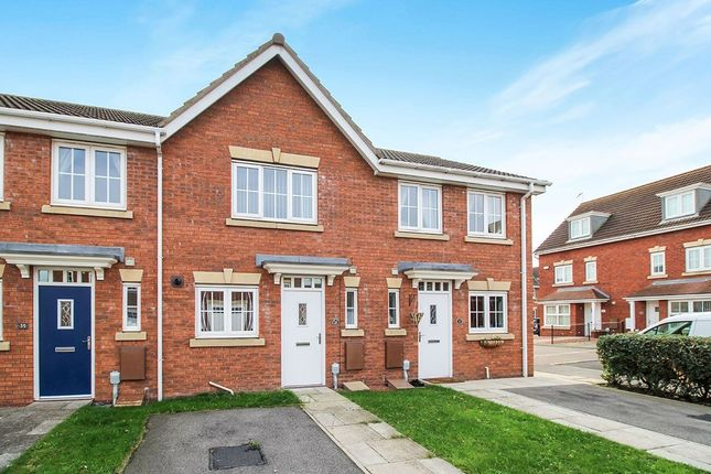 Thumbnail Terraced house for sale in Acasta Way, Hull