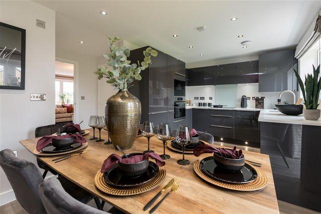 "Thumbnail Semi-detached house for sale in ""The Elliston - Plot 20"" at West End Lane, New Rossington, Doncaster"