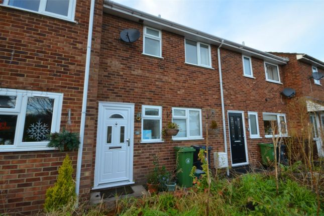 Thumbnail Terraced house for sale in Mainstone Close, Deepcut, Camberley, Surrey