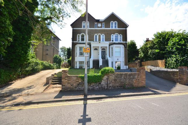 Thumbnail Flat to rent in Harefield Road, Uxbridge, Middlesex
