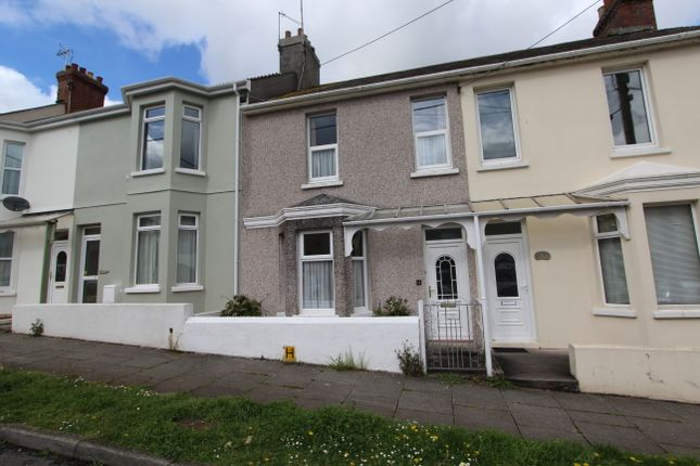 Thumbnail Terraced house for sale in Carew Terrace, Torpoint, Cornwall
