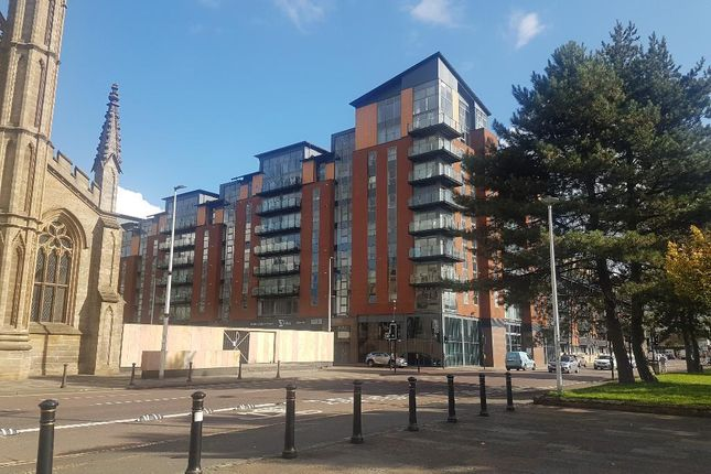 Thumbnail Flat for sale in Dunlop Street, Glasgow