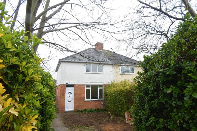 Thumbnail Semi-detached house to rent in Kings Crescent, Sherborne