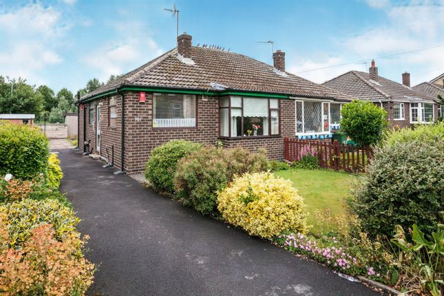 Thumbnail Semi-detached bungalow for sale in North Road, Ravensthorpe, Dewsbury