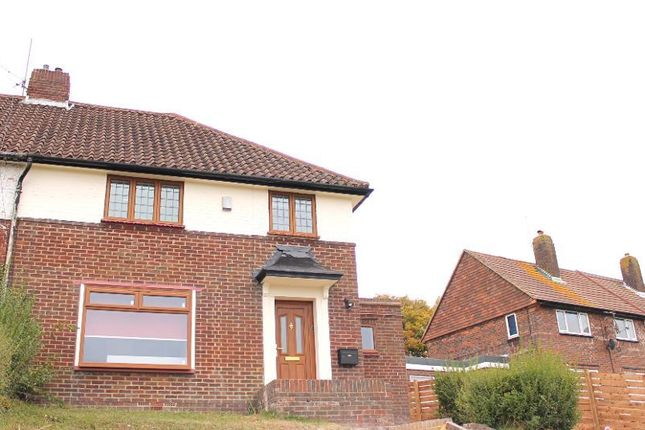 Thumbnail Semi-detached house to rent in Norwich Drive, Brighton, East Sussex