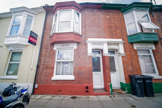 Terraced house for sale in Newcome Road, Portsmouth