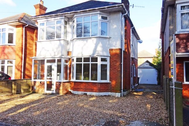 Thumbnail Property for sale in Detached House. Vicarage Road, Moordown, Bournemouth