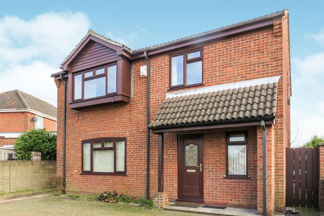 Thumbnail Detached house for sale in Middletons Lane, Hellesdon, Norwich