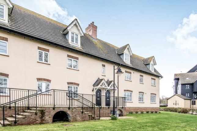 Thumbnail Flat for sale in Mill Cottages, Mill Lane, Kempston, Bedford