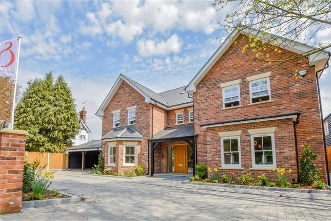 Thumbnail Detached house for sale in High Road, Much Hadham, Hertfordshire