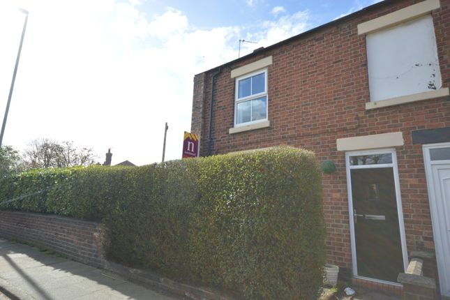 3 bed end terrace house to rent in Bradwall Road, Sandbach CW11