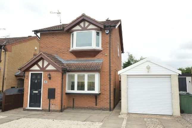 Thumbnail Detached house for sale in Woodhouse Road, Narborough, Leicester