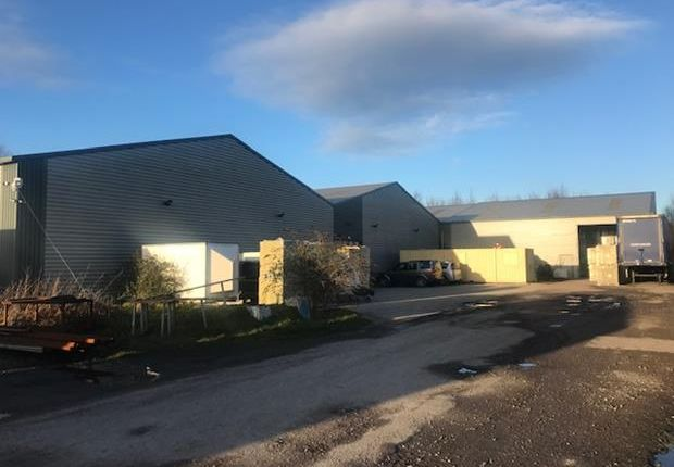 Thumbnail Light industrial for sale in Unit 1, Link Commercial Park, Factory Road, Sandycroft