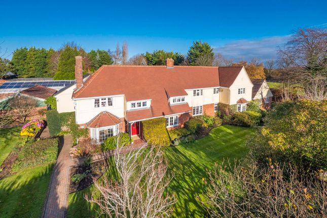 Thumbnail Detached house for sale in Nayland Road, Leavenheath, Colchester
