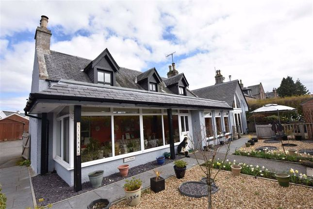 Thumbnail Detached house for sale in High Street, Conon Bridge, Ross-Shire