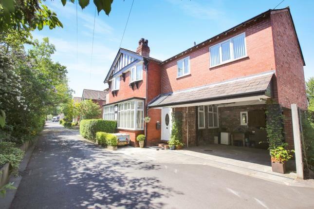 Thumbnail Semi-detached house for sale in Jesmond Grove, Cheadle Hulme, Cheadle