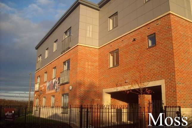 Thumbnail Flat to rent in Brooke Court, Poplar Place, Auckley, Doncaster