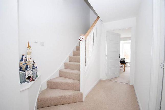 Hallway of Ryder Court, Killingworth, Newcastle Upon Tyne NE12